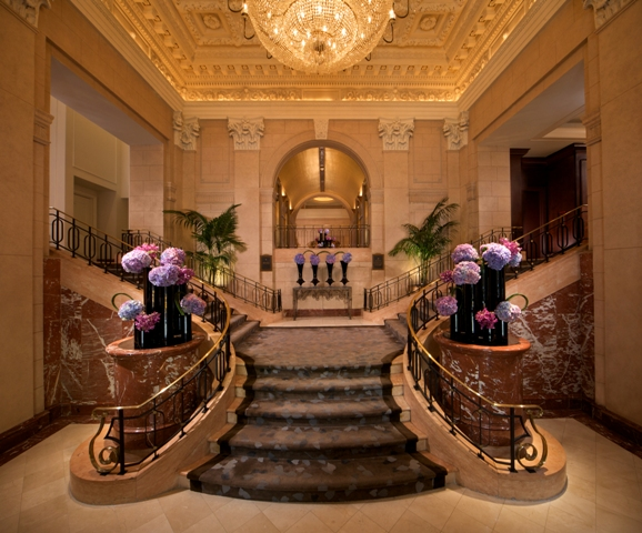 The Peninsula New York – Classic Elegance with a touch of Art Nouveau