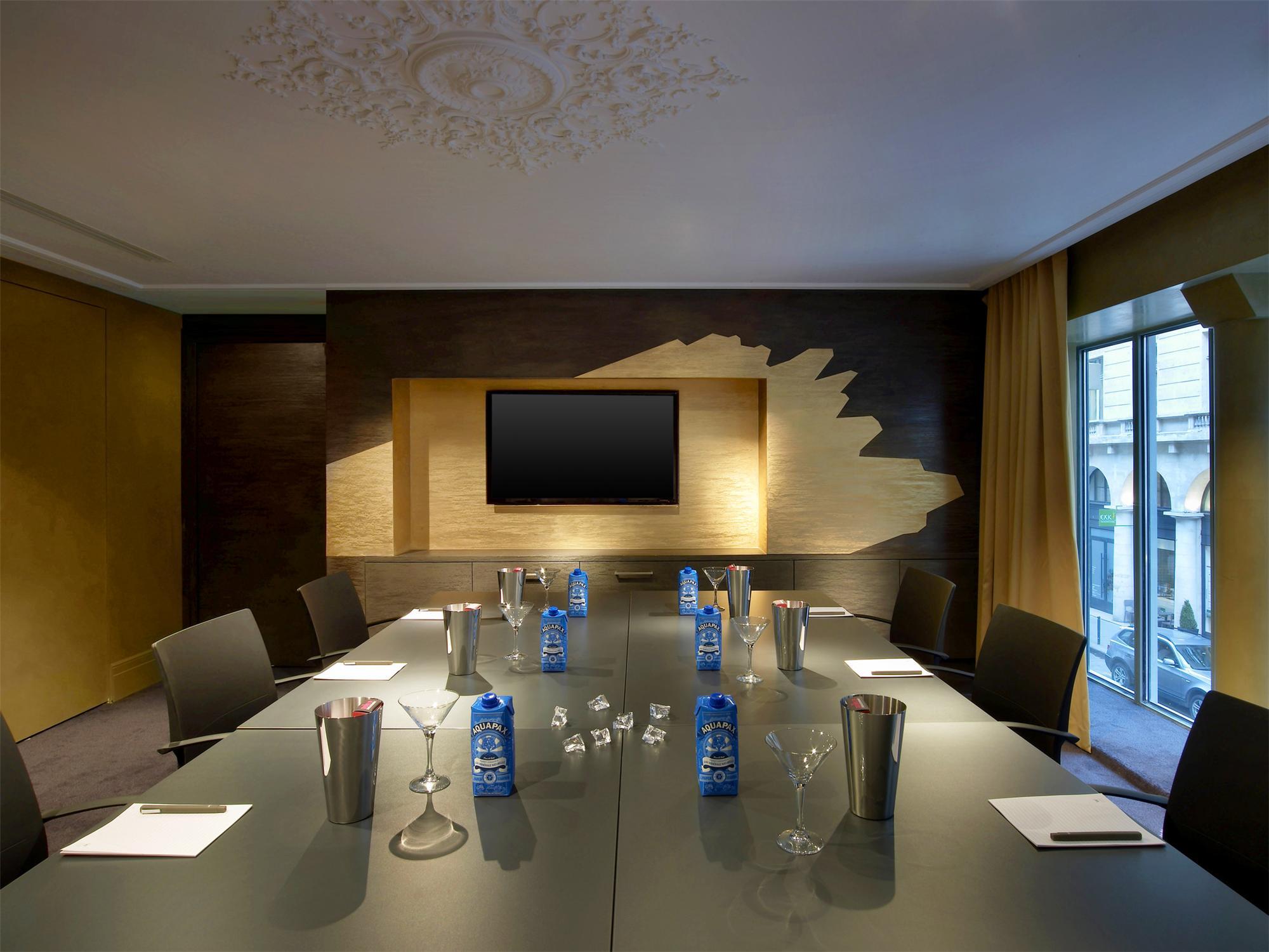 Studio Boardroom setup