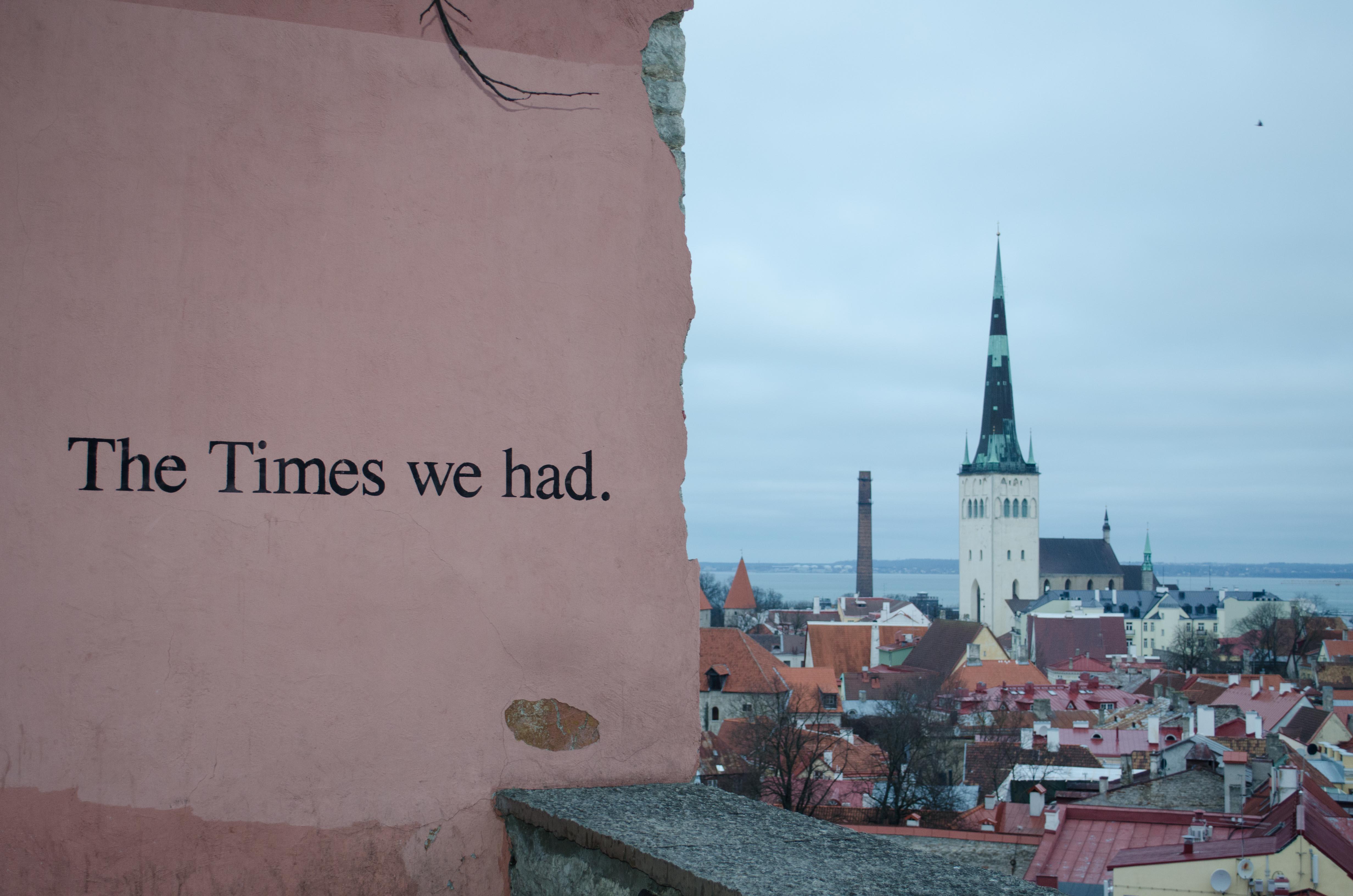A short trip to the magical Tallinn, Estonia