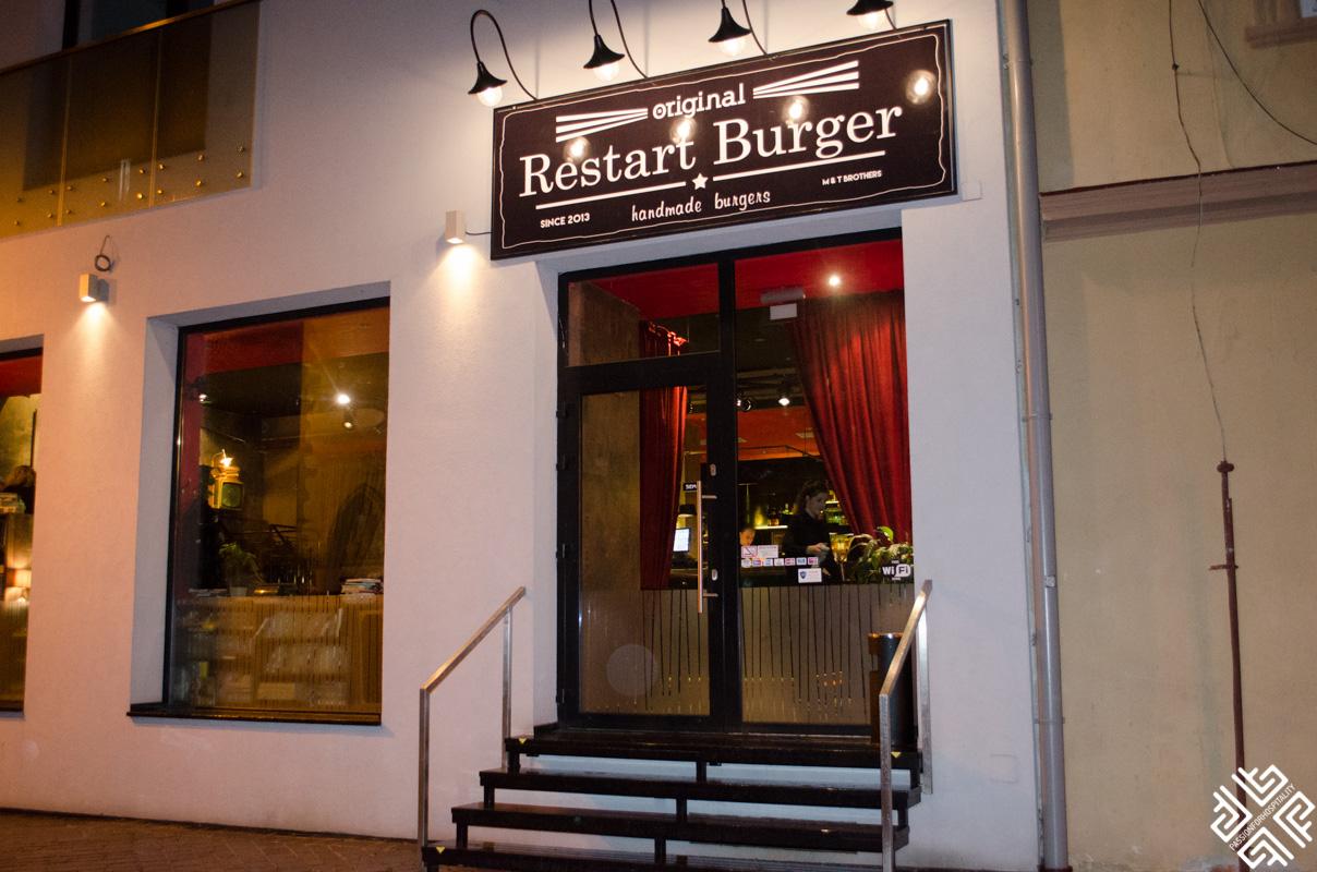 Restart Burger -6