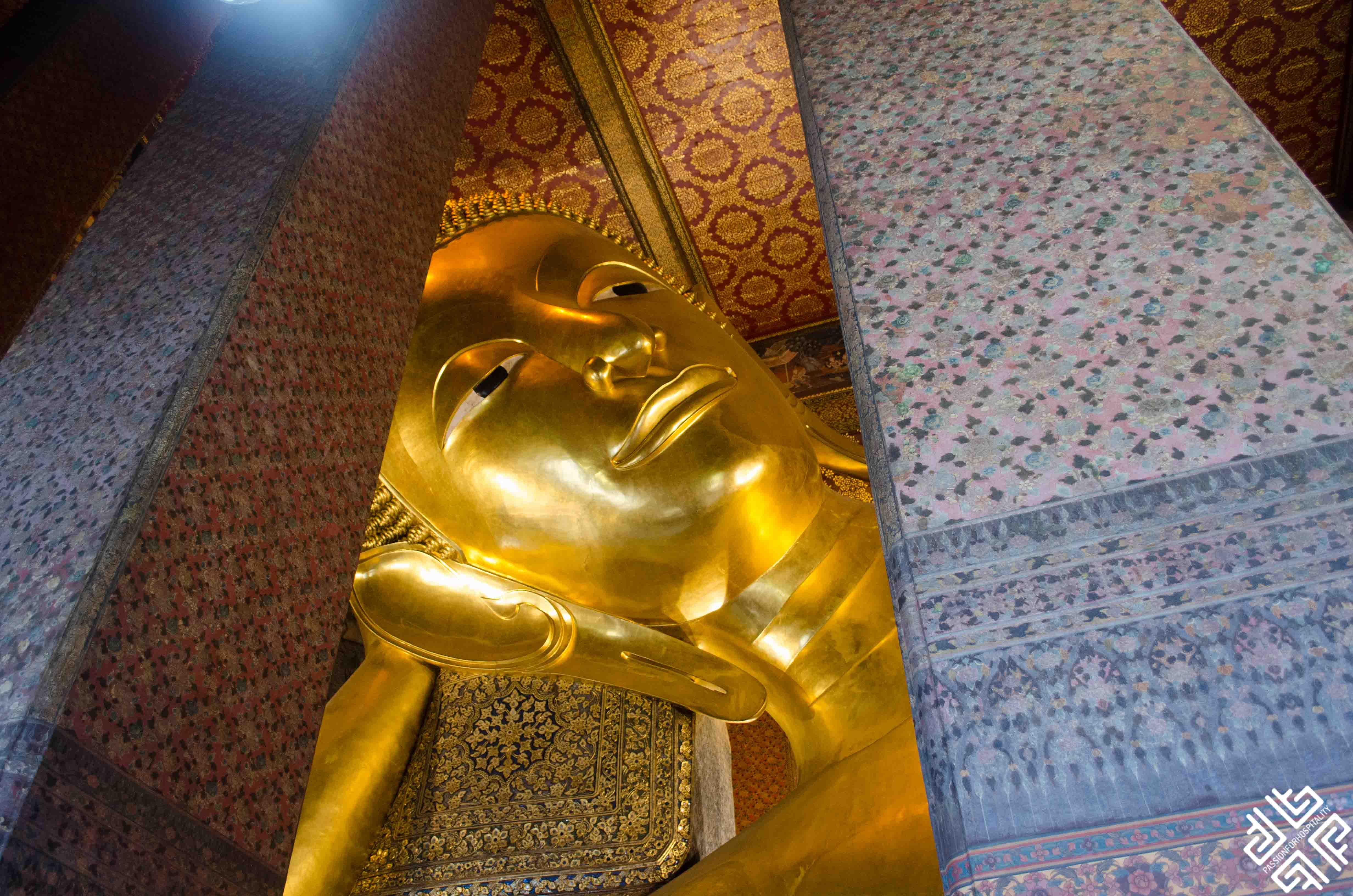 Wat Pho – The Temple of Reclining Buddha