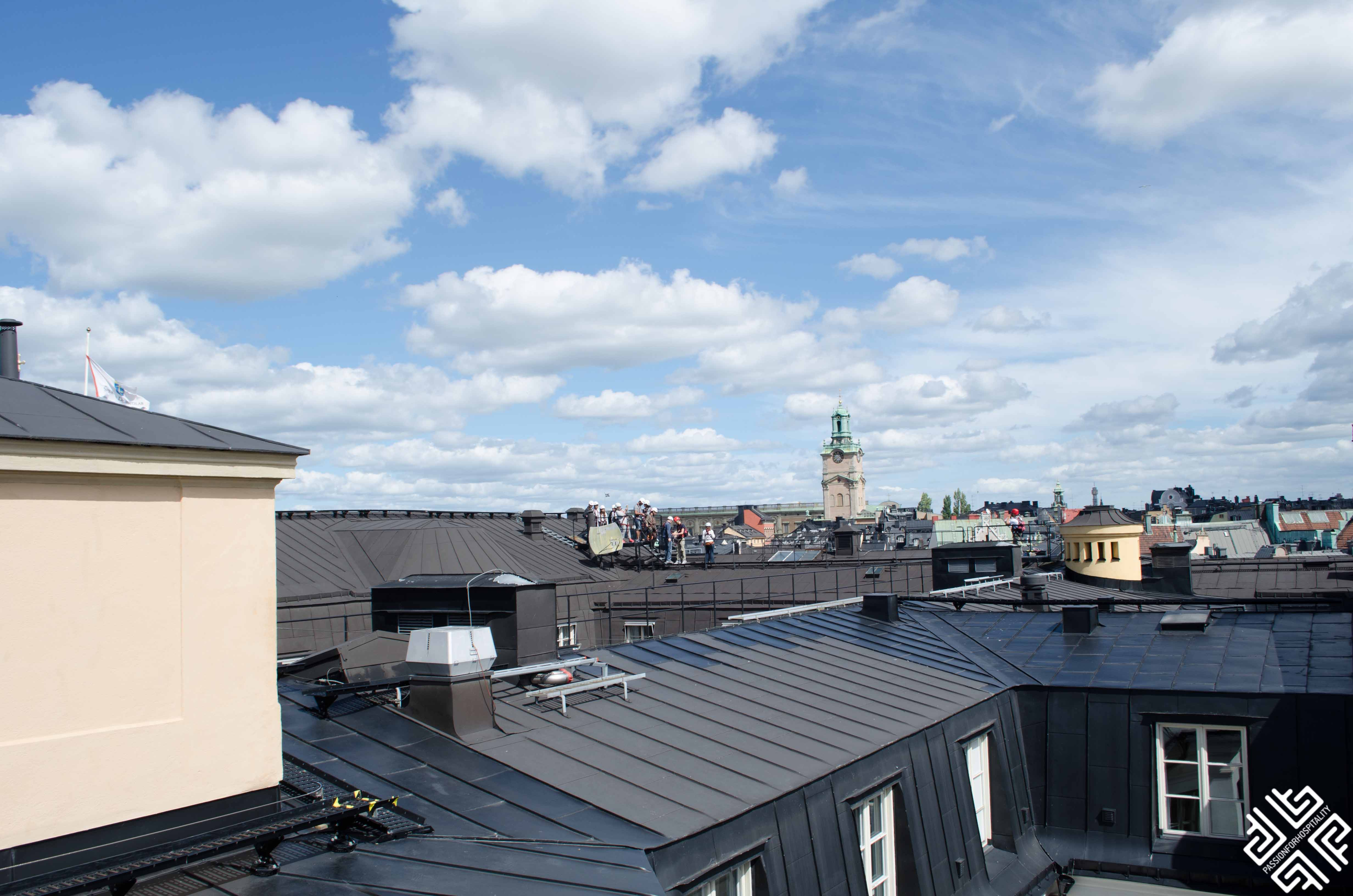 Rooftop hiking in Stockholm-17