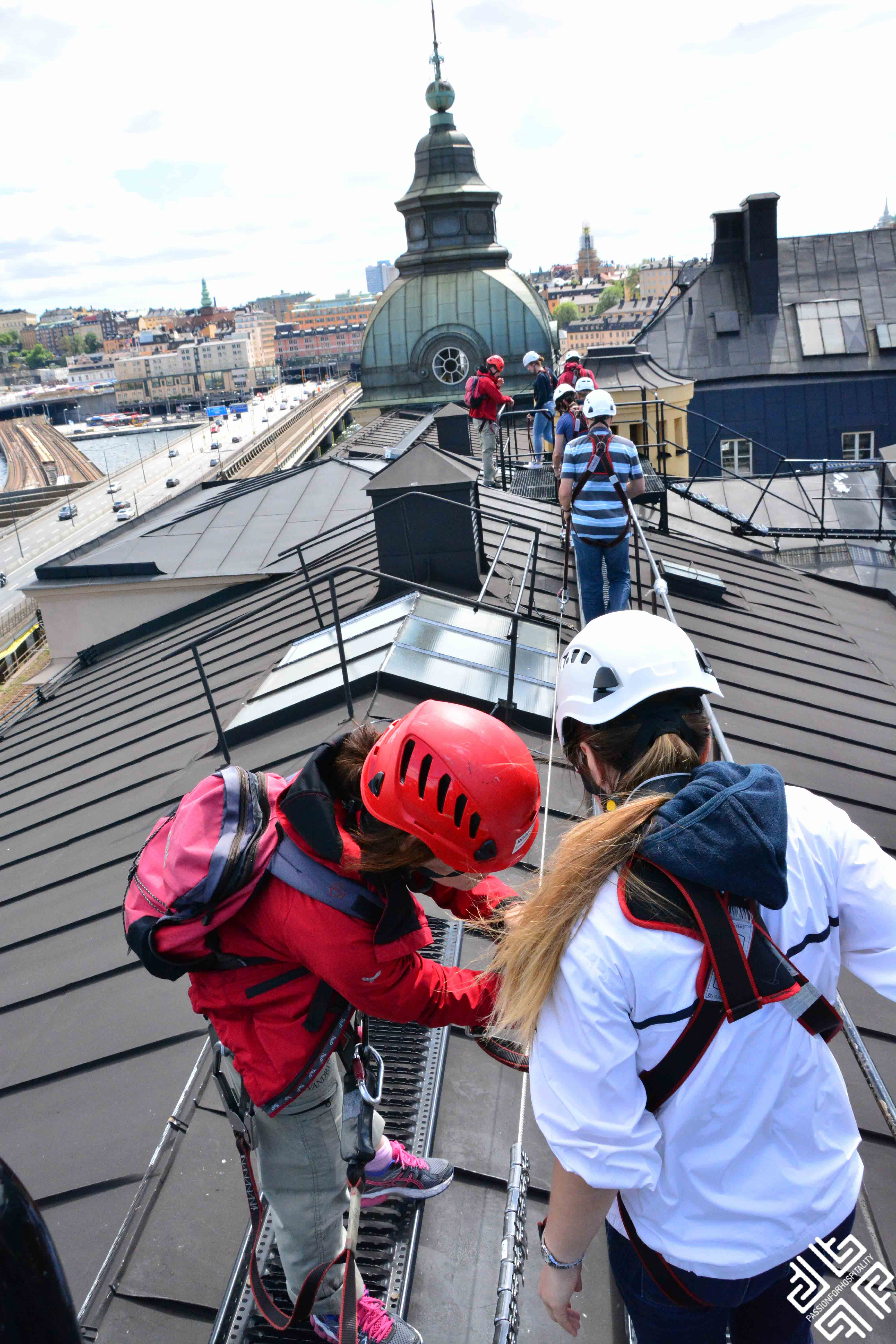 Rooftop hiking in Stockholm-3