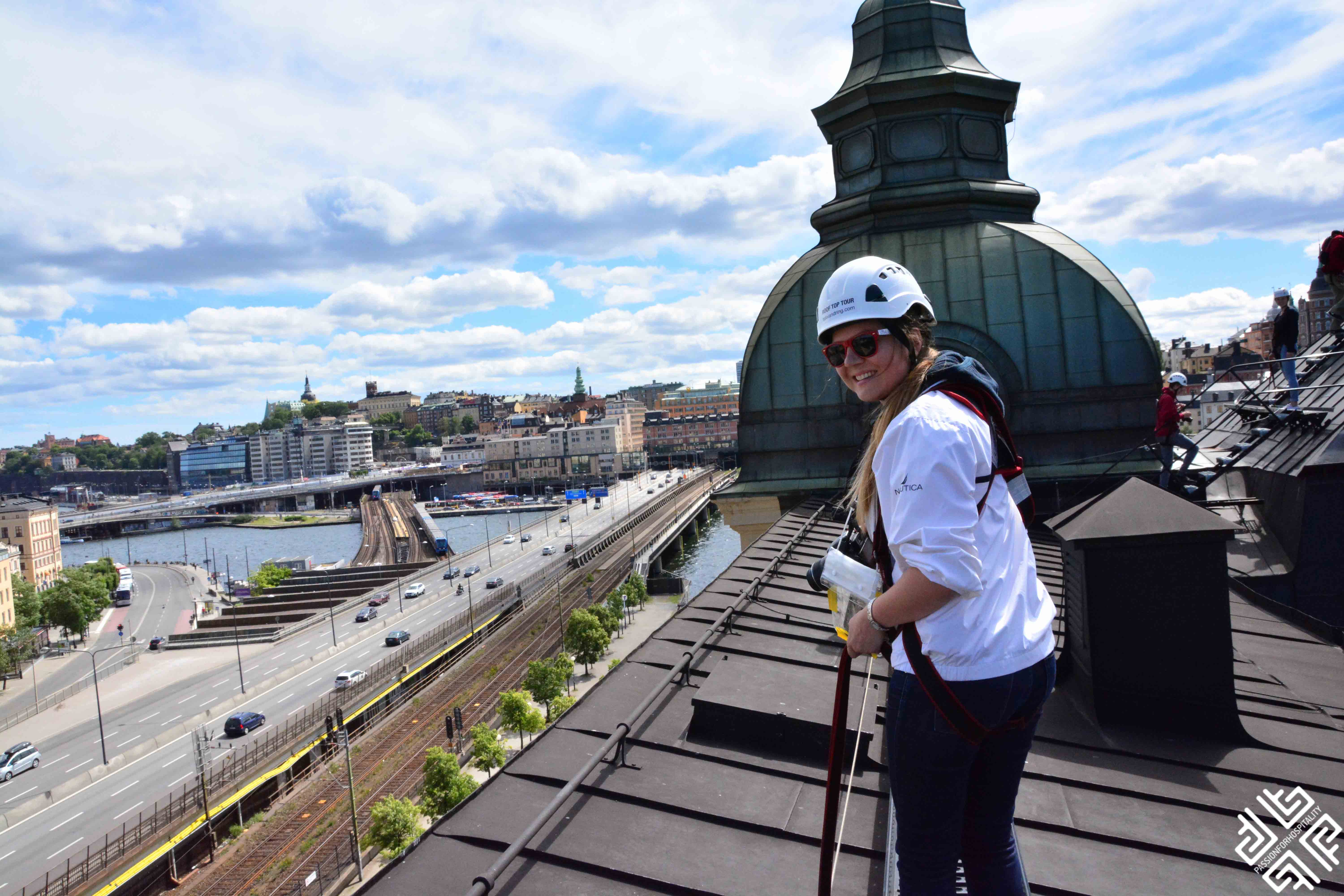 Rooftop hiking in Stockholm-5