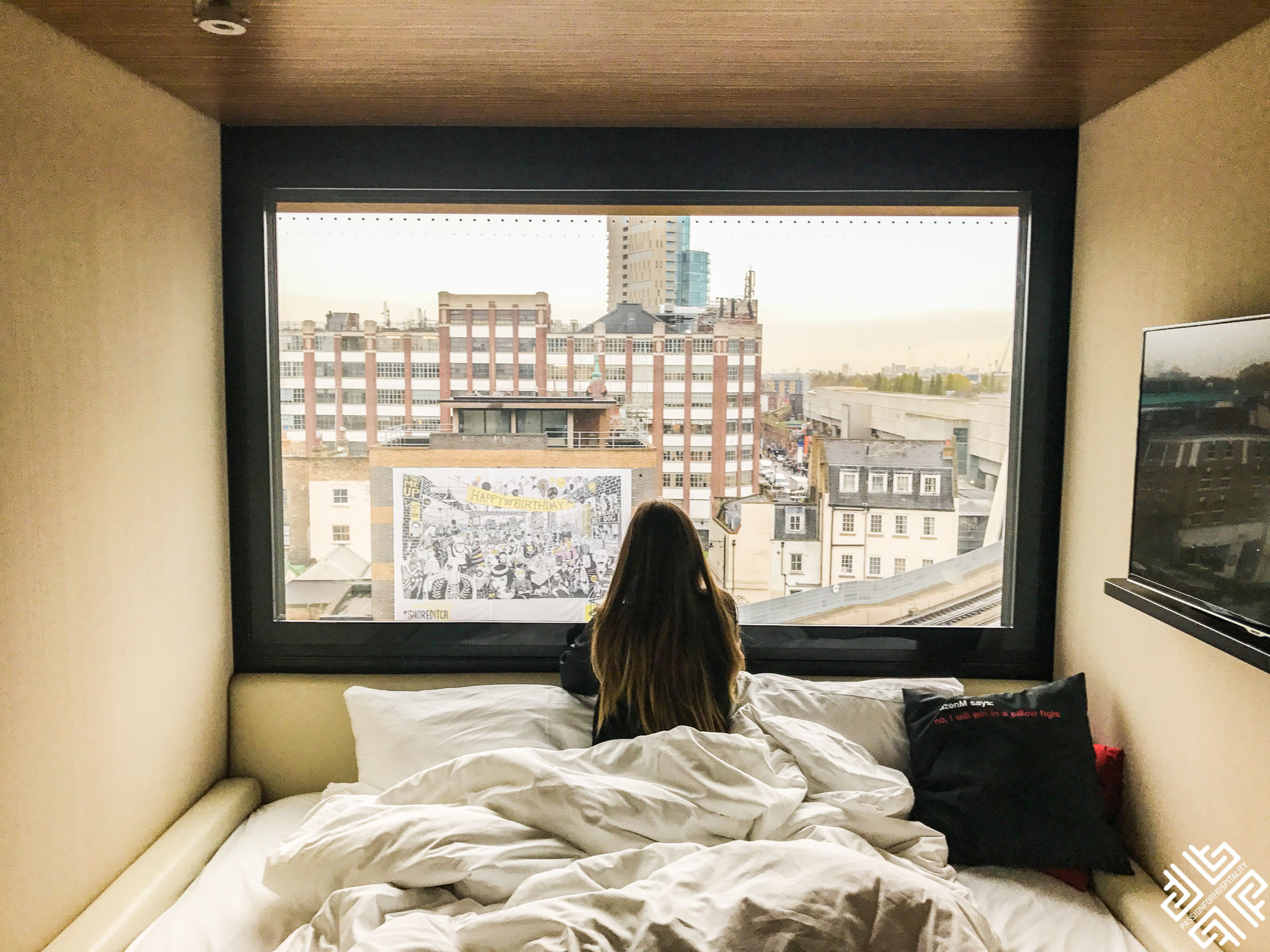 CitizenM London Shoreditch Hotel: The Future Of Hospitality   Passion For  Hospitality