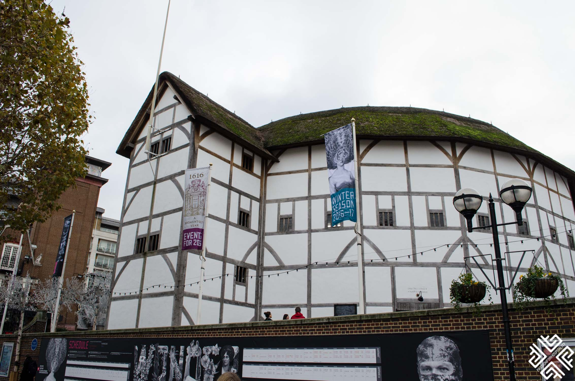 LondonPass Shakespeare's Globe-1