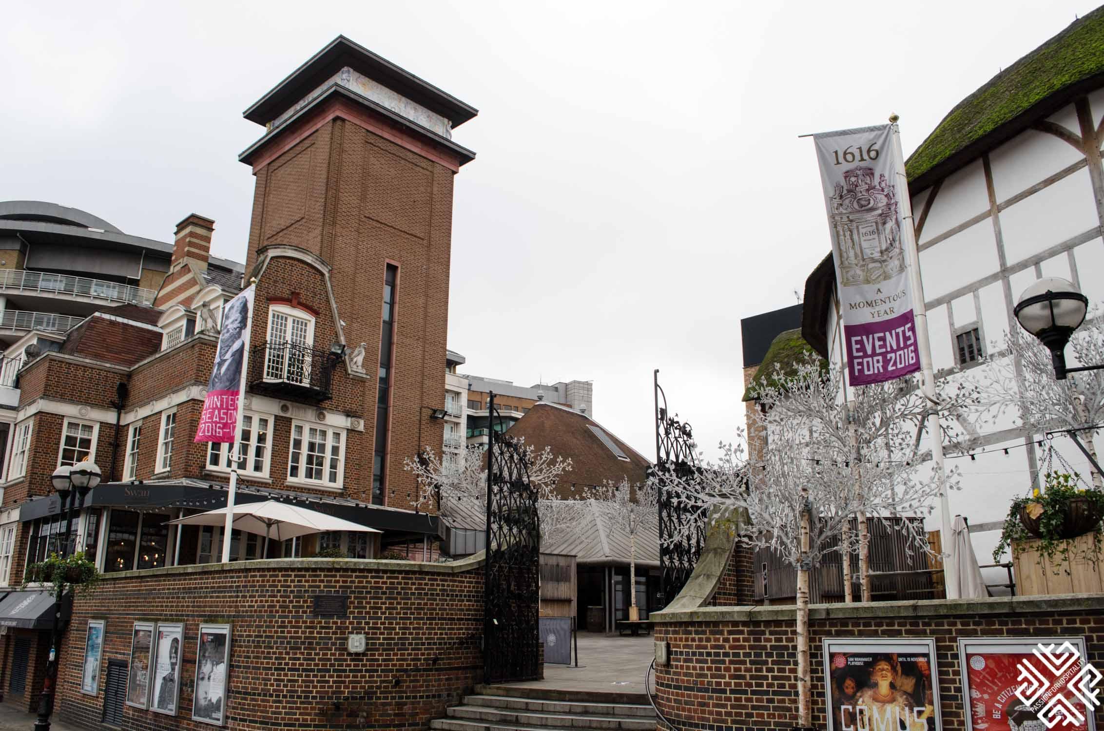 LondonPass Shakespeare's Globe-14