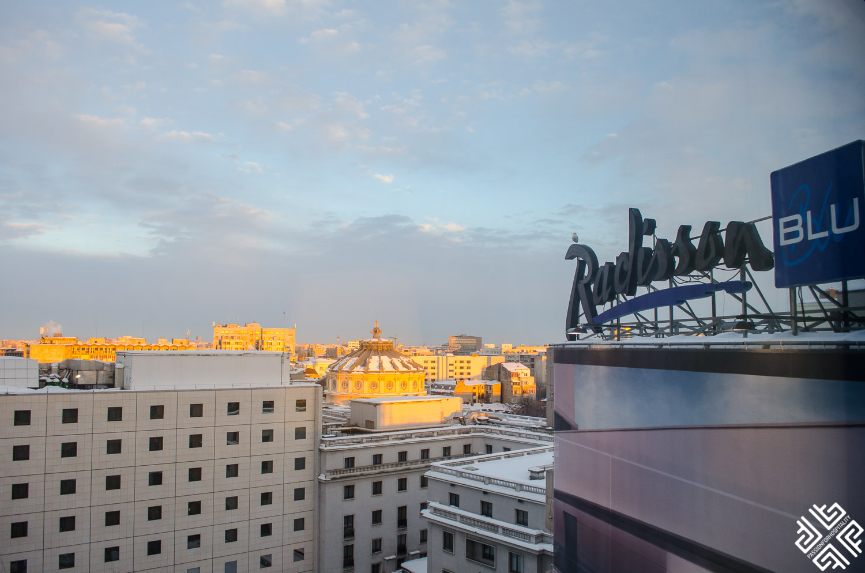 Highlights of Bucharest Radisson Blu Bucharest hotel
