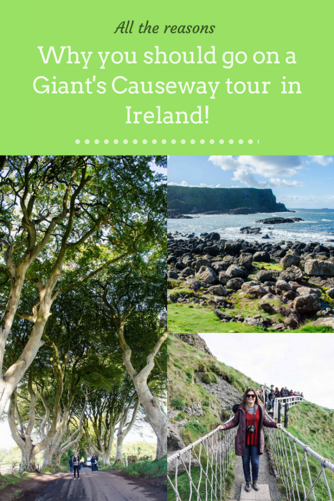 Why you should go on a Giants Causeway Tour in Northern Ireland