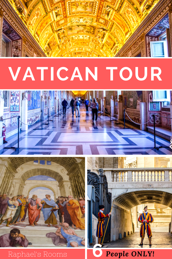 Vatican Small Group Tour, the ultimate private experience in Rome. Witness the magnificent Sistine Chapel and much more.