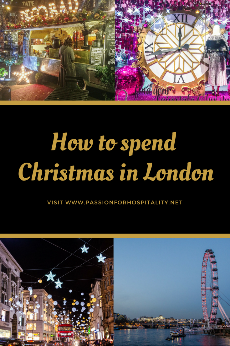 Your guide to how to spend Christmas in London