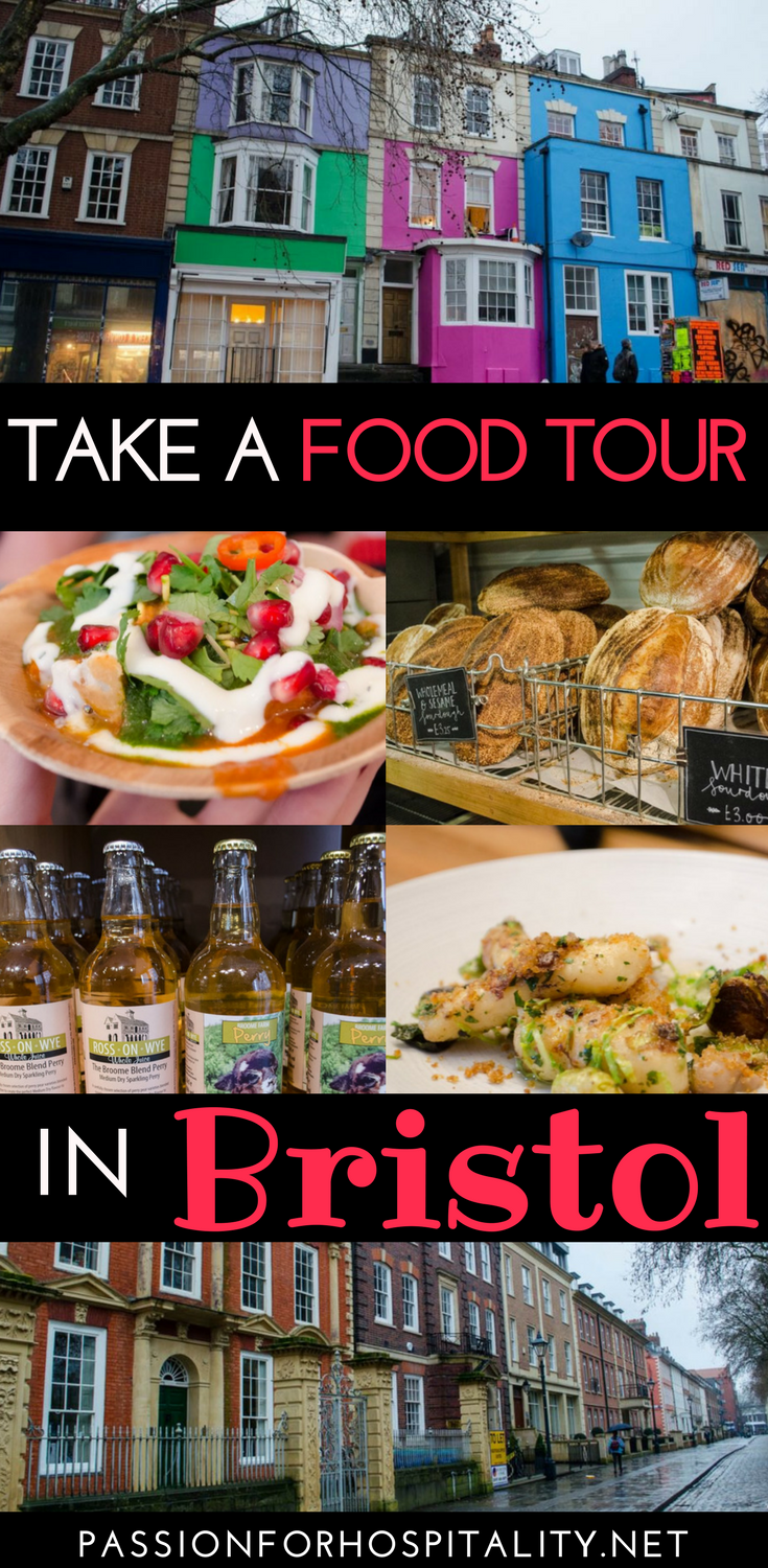 Bristol Food tour, the highlights of the diverse food culture