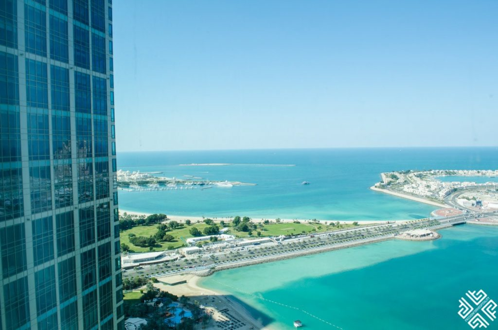 the best luxury accommodation in Abu Dhabi