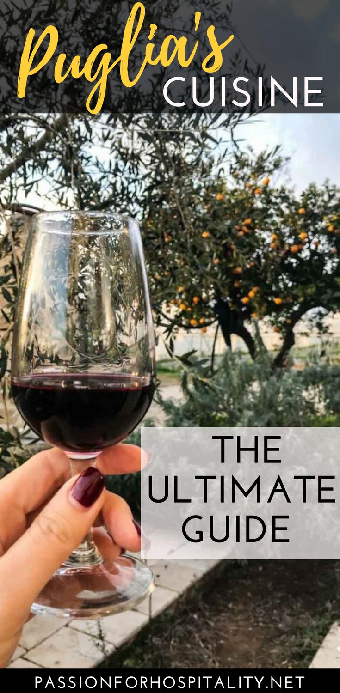 The ultimate guide to Puglia's cuisine