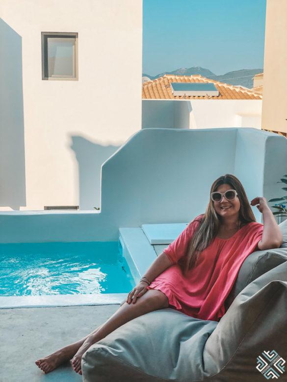 Crystal Waters Lefkada luxury hotel in Lefkada island